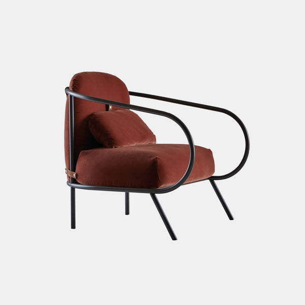 Minima Armchair - Red
