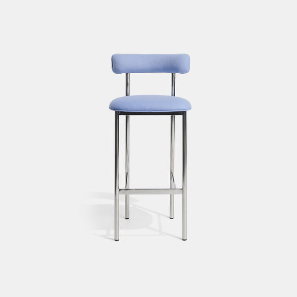 Font Light Bar Stool