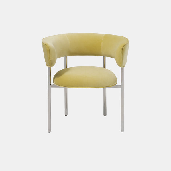 Font Regular Dining Armchair