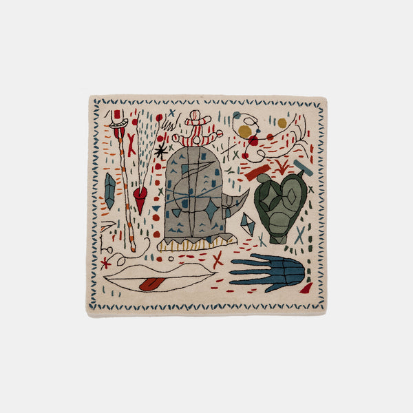 Hayon x Nani Rug - Square - Monologue London