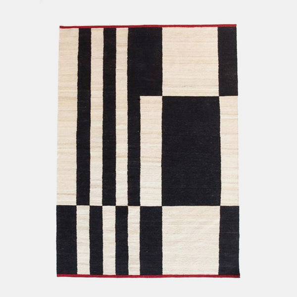 Melange Stripes Rug - Monologue London