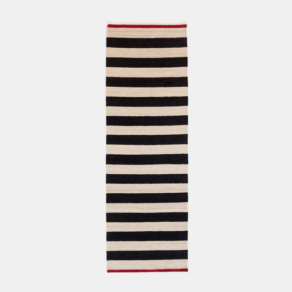 Melange Stripes Runner - Monologue London
