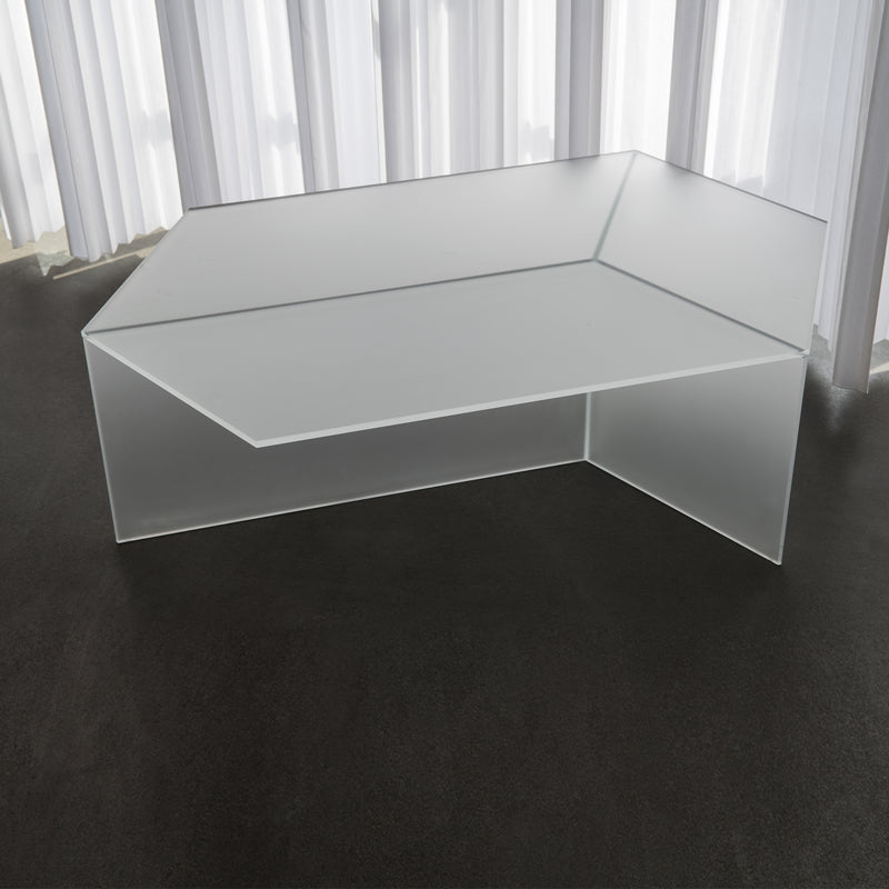 Isom Coffee Table - Oblong
