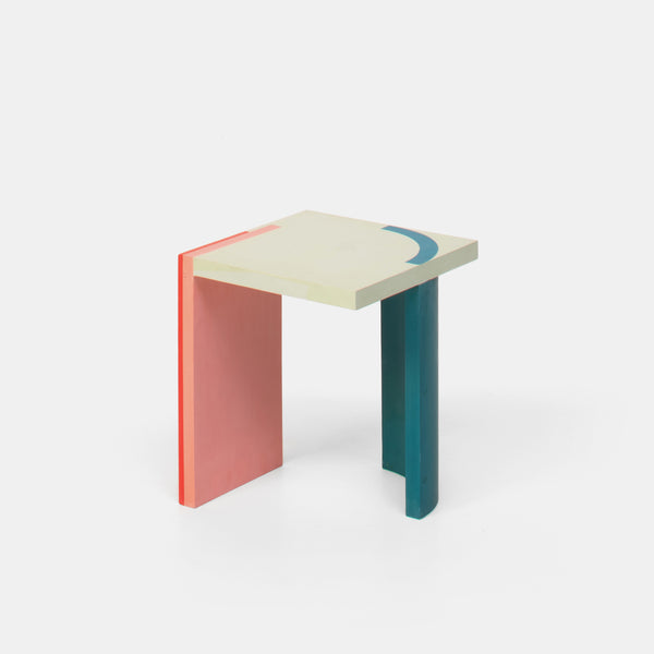 Graphic Table - Mint