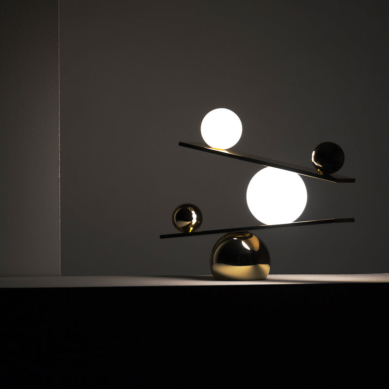 Balance Table Lamp - Monologue London