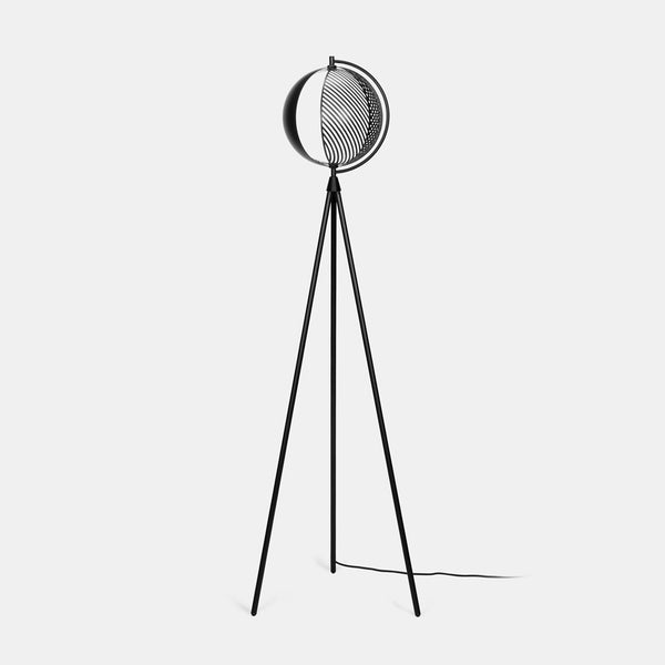 Mondo Floor Lamp - Black - Monologue London