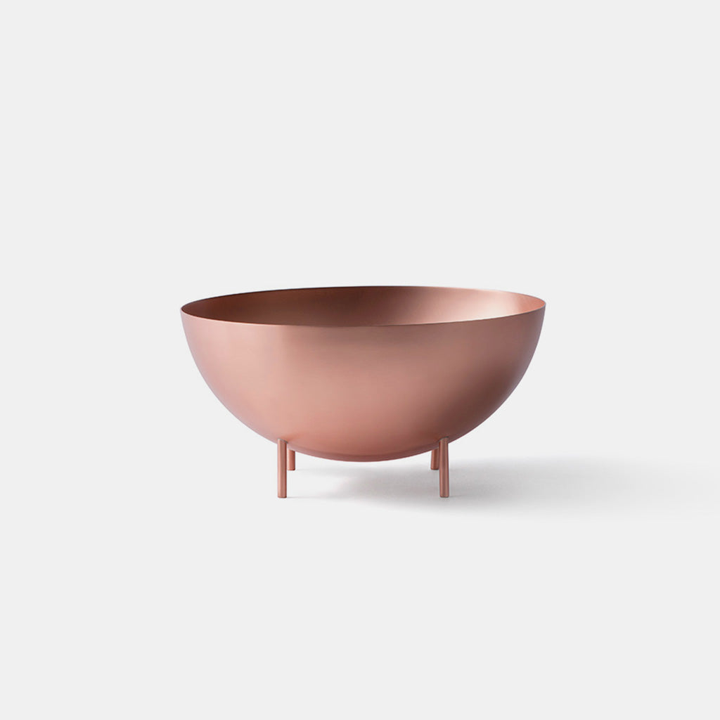 Red Moon Bowl - Copper - Monologue London