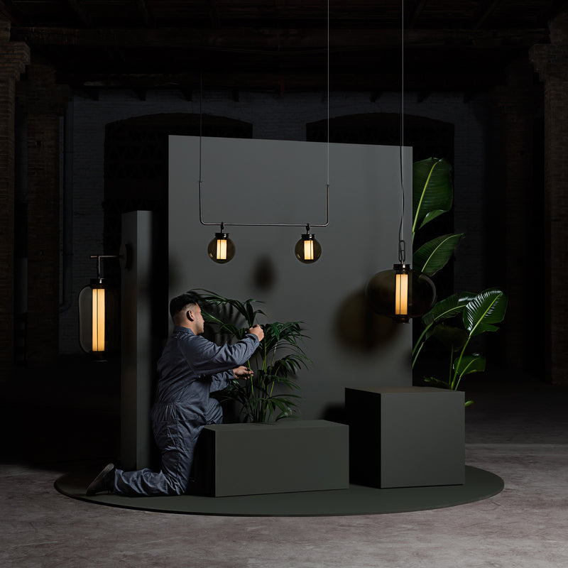Bai T Ma Ma - Pendant Lamp - Monologue London