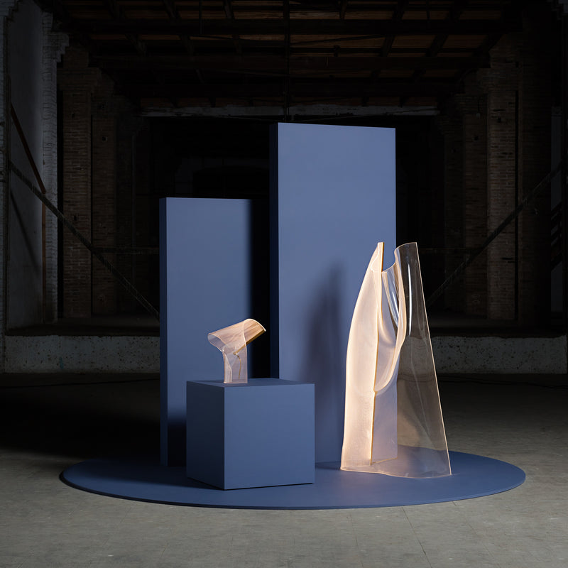 Gweilo Qin - Floor Lamp - Monologue London
