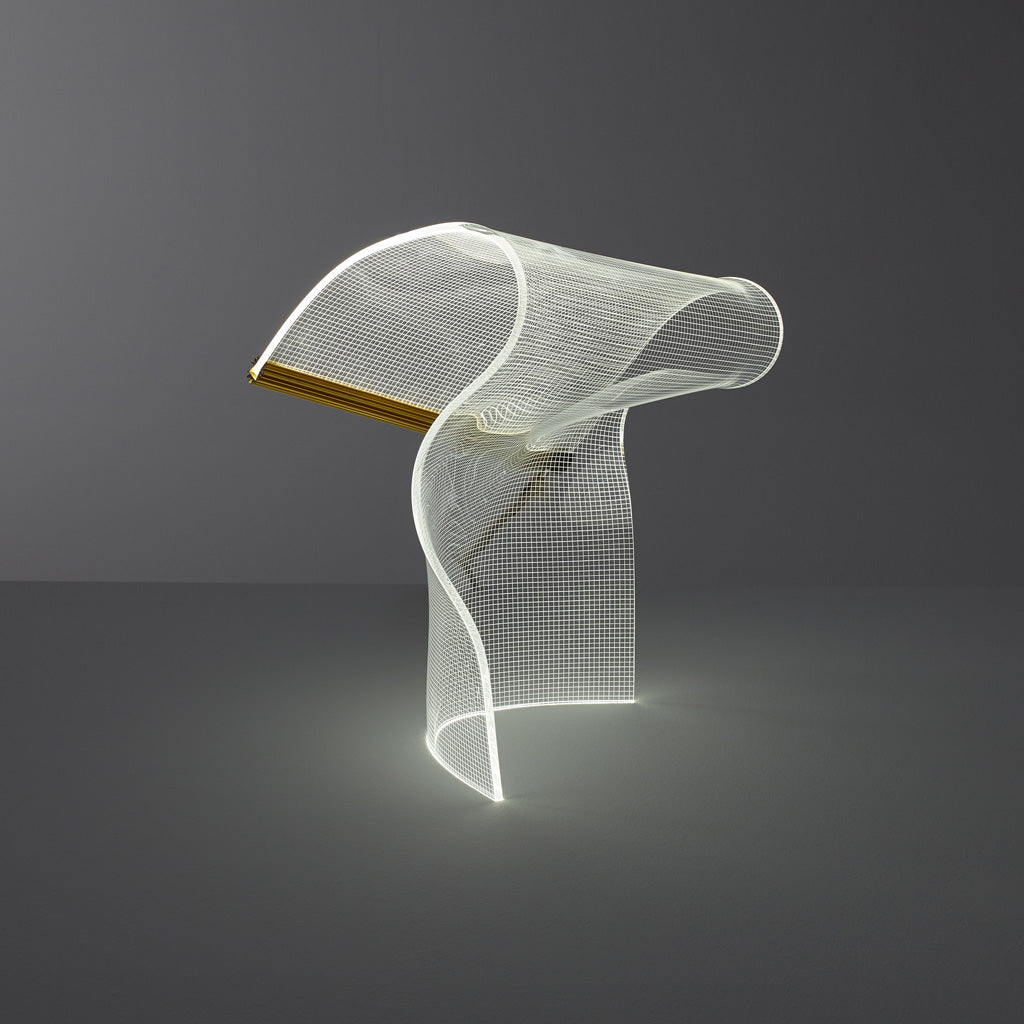 Gweilo M PE I Table Lamp - Monologue London