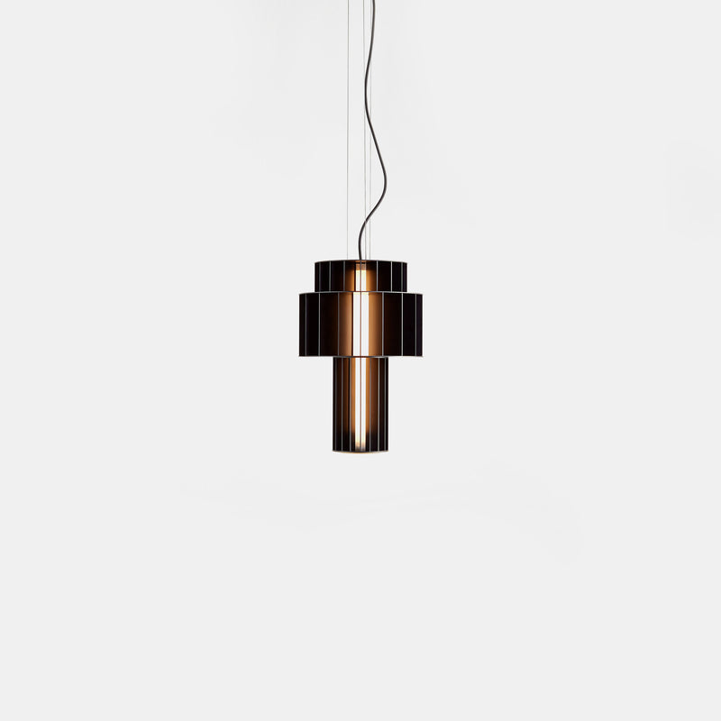 Babel T PE Pendant Lamp - Monologue London