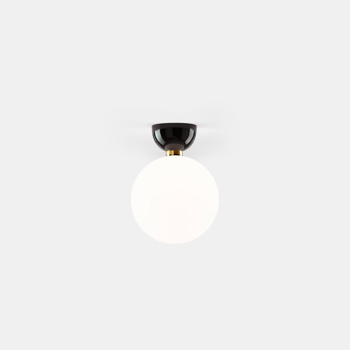 Aballs AII Wall Lamp/Ceiling Light - Black - Monologue London