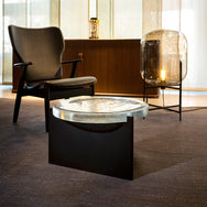 Alwa One Big - Coffee Table, Clear glass - Monologue London