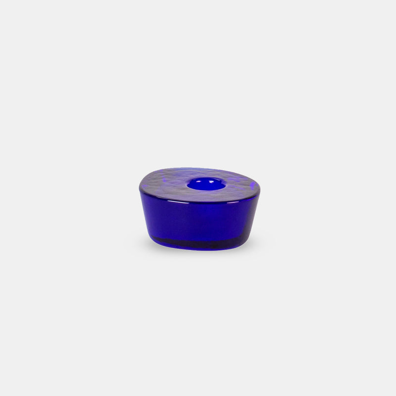 Atoll Candleholder - Blue - Monologue London