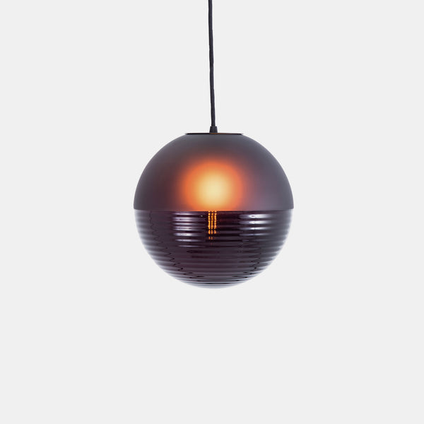 Stellar Pendant - Aubergine - Monologue London