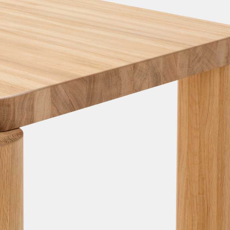 Offset Dining Table - Monologue London