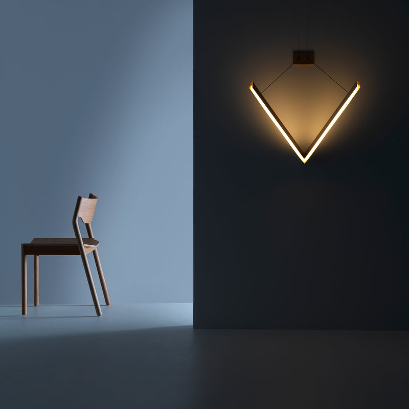 V - Wall Light