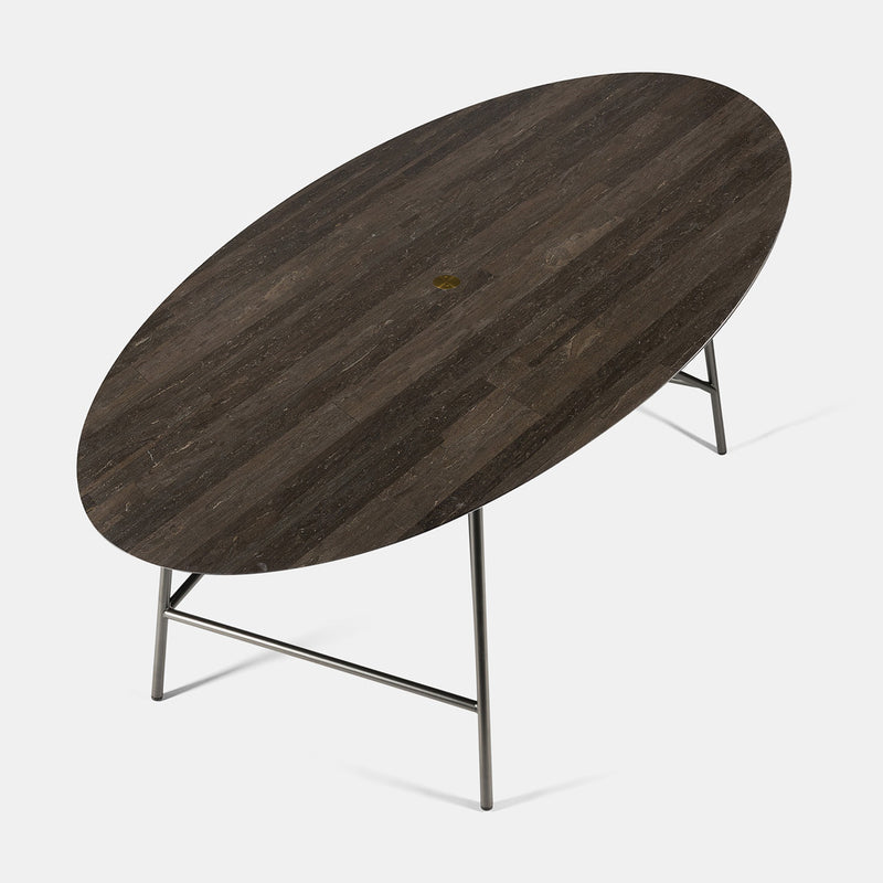W Dining Table - Oval