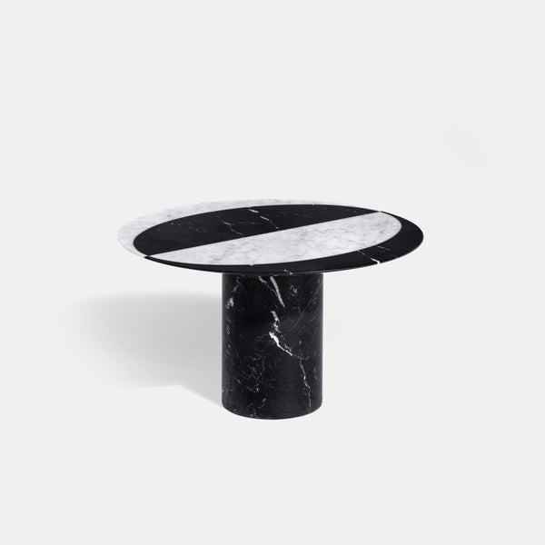 Proiezioni Side Table - Black