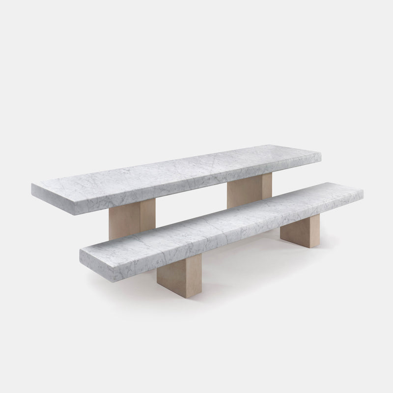 Span Outdoor Dining Table - Monologue London