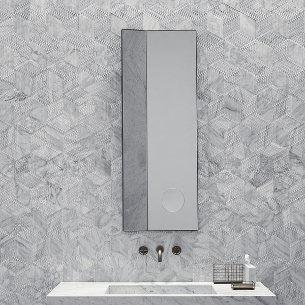 Archimede Mirror - Rectangular - Monologue London