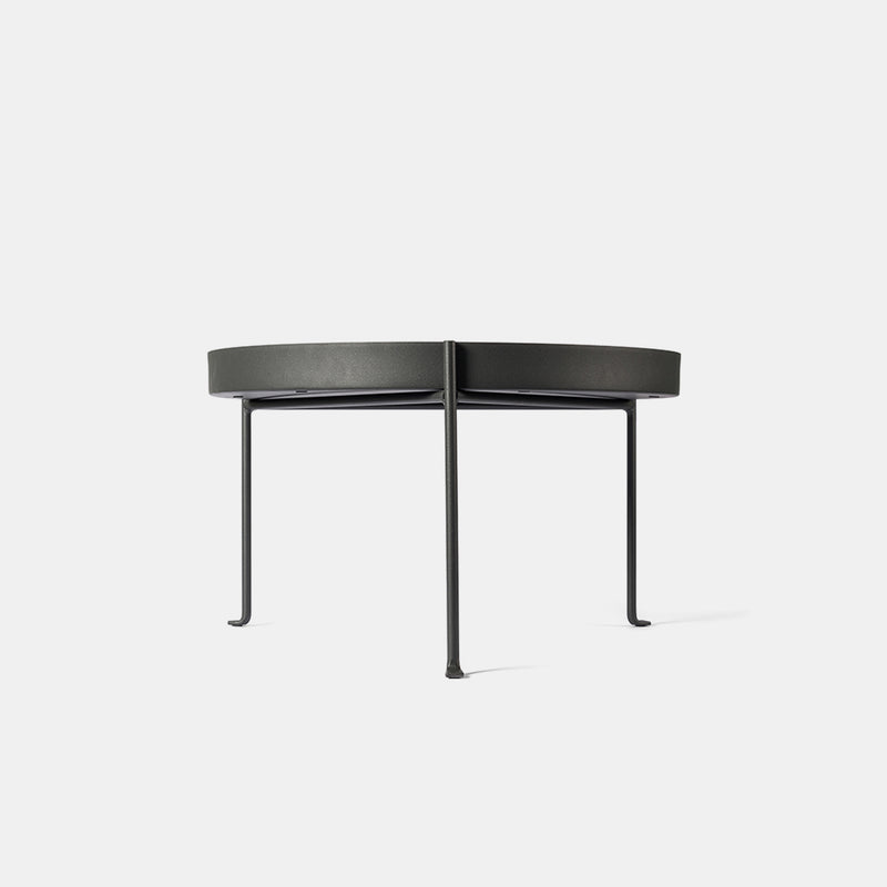 Pietra L 02 Coffee Table - Nero Marquina - Monologue London