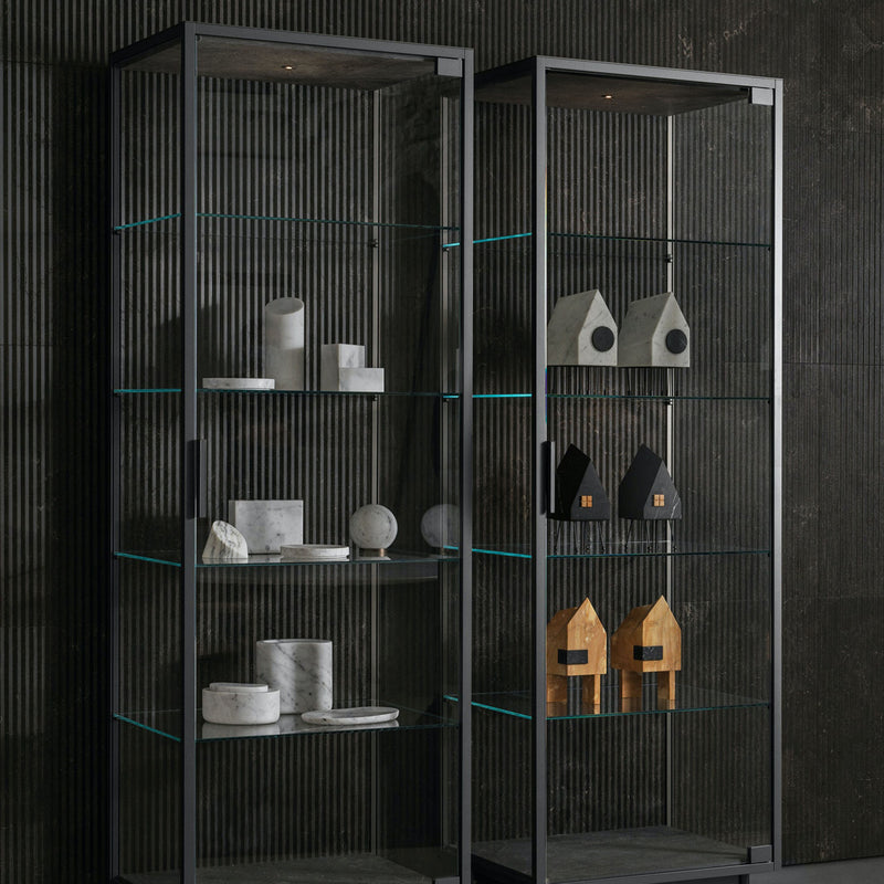 Theca Glass Cabinet