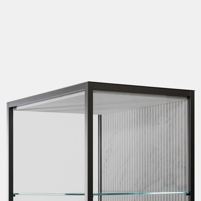 Theca Glass Cabinet - Monologue London