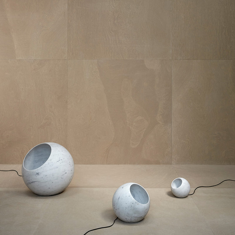 Urano Lamp - Marble - Monologue London