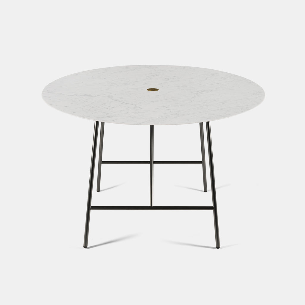 modern classic product detail round extension kathy wood dining table inch barnes whitewash