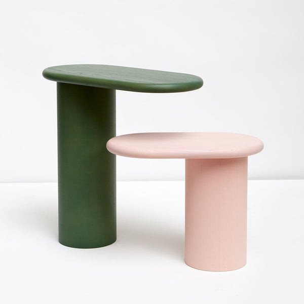 Cantilever Side Tables - Large - Monologue London