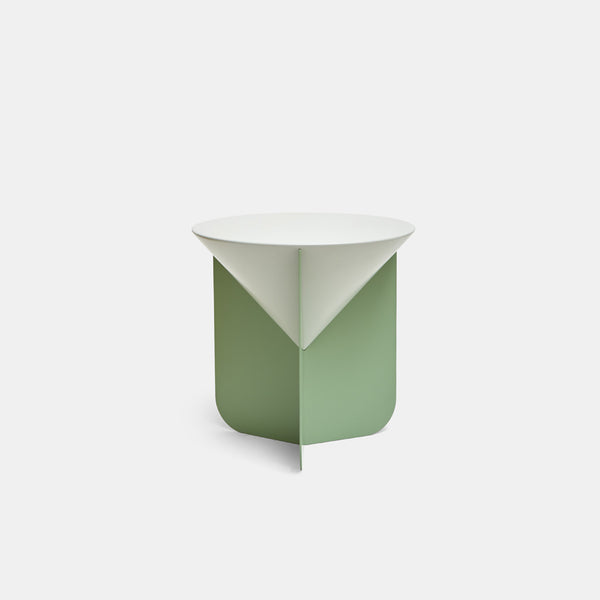 Cone Side Table - Green - Monologue London