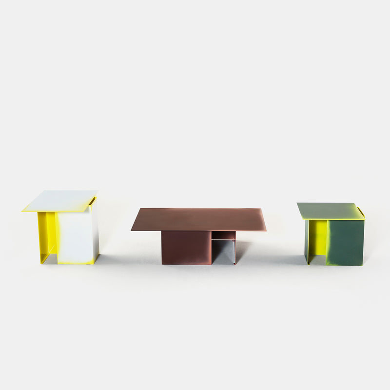 Daze Side Table - Small - Monologue London