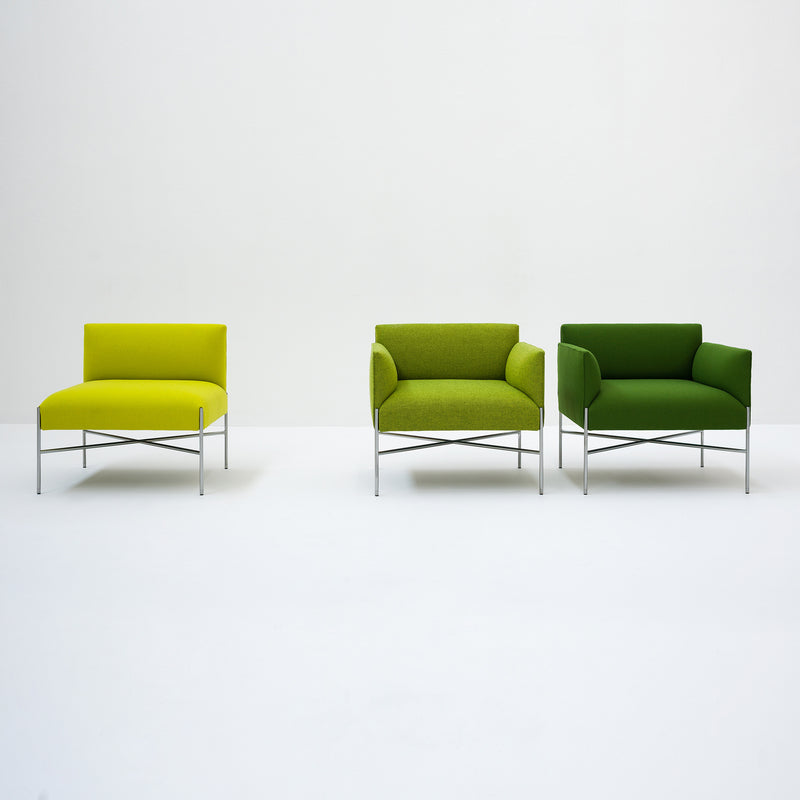 Chill-Out Armchair - Green - Monologue London