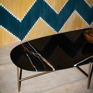 Soap Coffee Table - Black