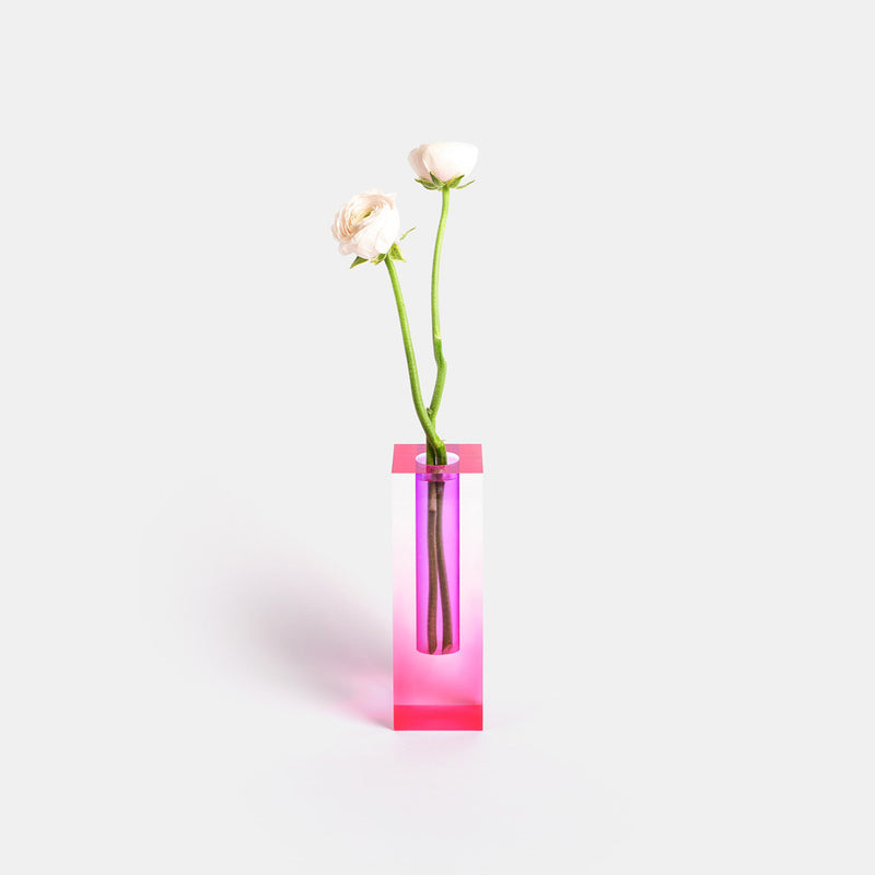 Mellow Vase - Pink & Purple - Monologue London