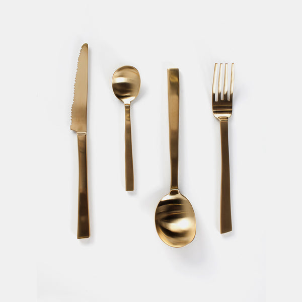 Maarten Baas Cutlery - Monologue London