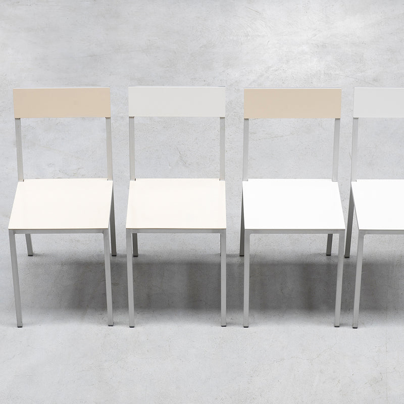 Alu Chair - Ivory