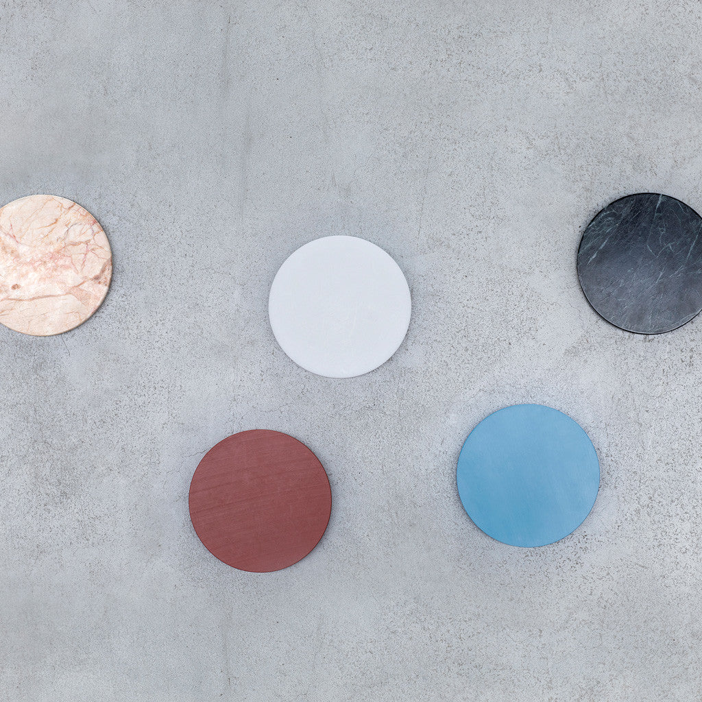 Five Circles - Pink & Black Marble - Monologue London