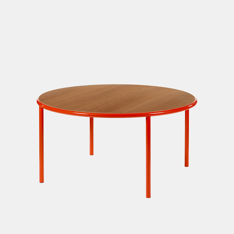 Wooden Table - Round