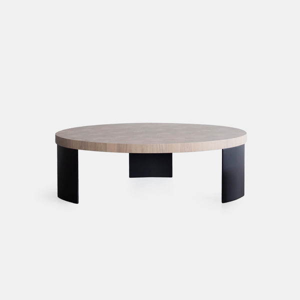 Kops Round Coffee Table - Thin
