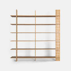 3° Regal Shelving Unit - Large - Monologue London
