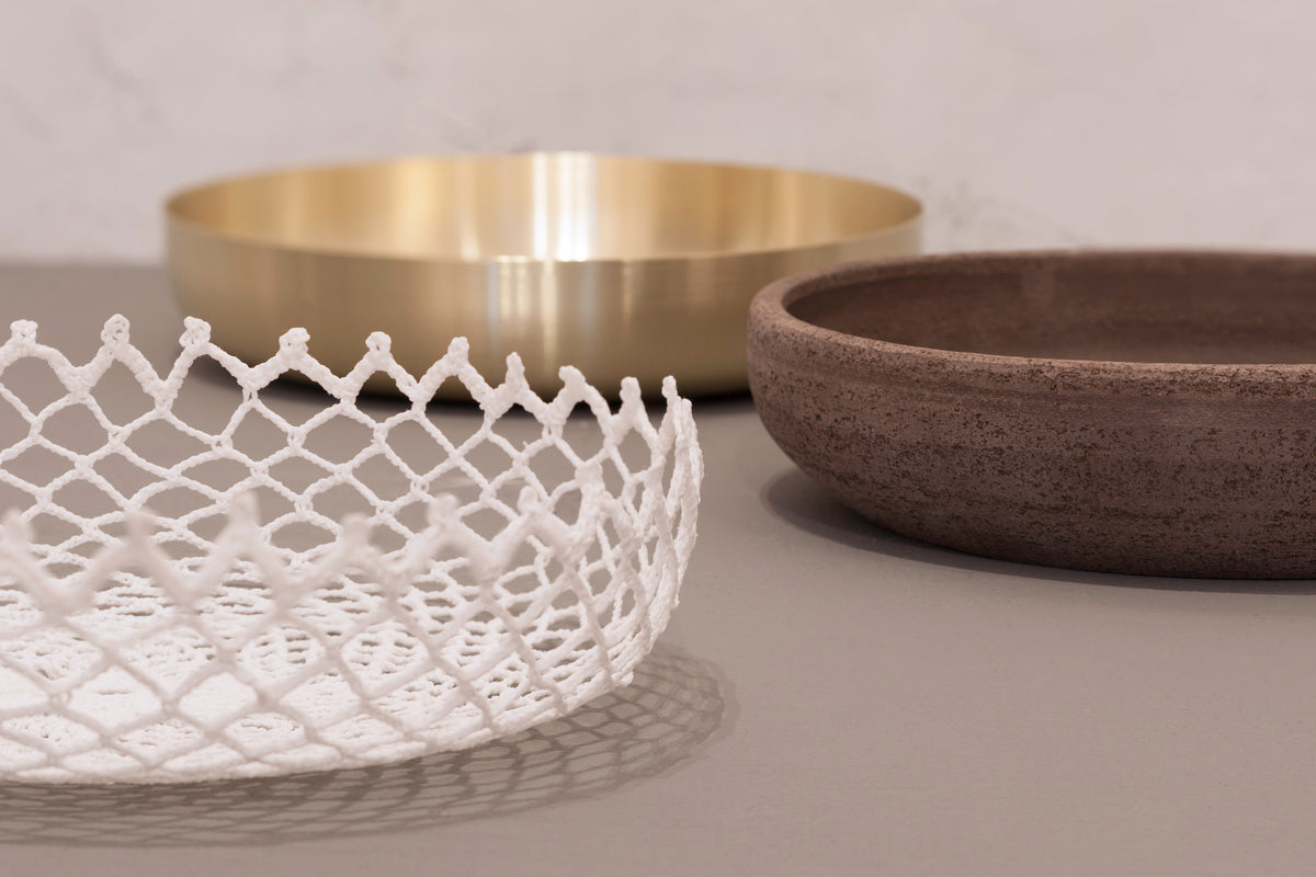 Crochet Bowl - limited edition - Monologue London