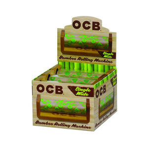 OCB Bamboo Roller  Single Wide