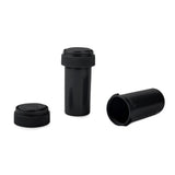 Loud Lock Reversible Cap Vials - Black