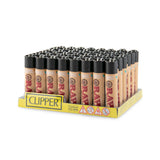 Clipper Lighter Display - 48ct - RAW Mini