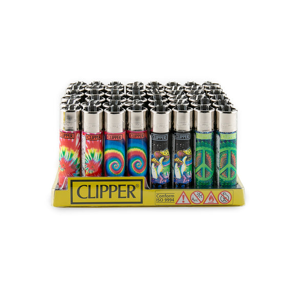 Clipper Lighter Display - 48ct - Trip 1