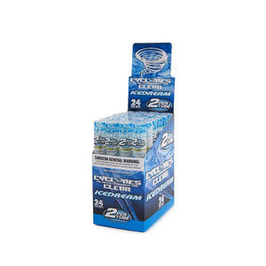 Cyclone Clear Ice Dream - 24ct