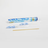 Cyclone Clear Wraps - Natural - 24ct