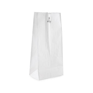 Paper Bag #6 - 500ct - White